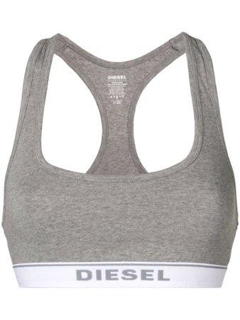 Diesel Ufsb-Miley Sports Bra | Farfetch.com