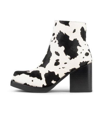 cow print boots - Pesquisa Google