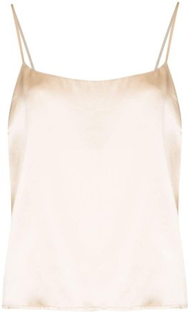 Stella silk cami top