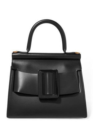BOYY   Karl 24 small buckled leather tote   NET-A-PORTER.COM
