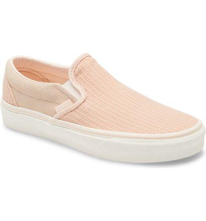 Vans Multi Woven Classic Slip-On Sneaker (Women) | Nordstrom