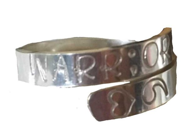 warr;or ring depression awareness