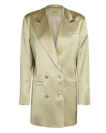 Gauge81 Cartagena Satin Blazer Dress | INTERMIX®