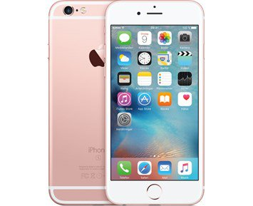 Apple iPhone 6S 32GB Rose Gold - Apple iPhone 6S 32GB