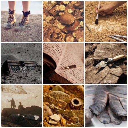tumblr archaeology aesthetic - Google Search