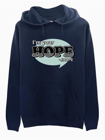 'I'm Your Hope, J-Hope' Hoodie BTS OFFICIAL STORE