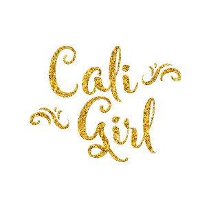 Cali Girl Text