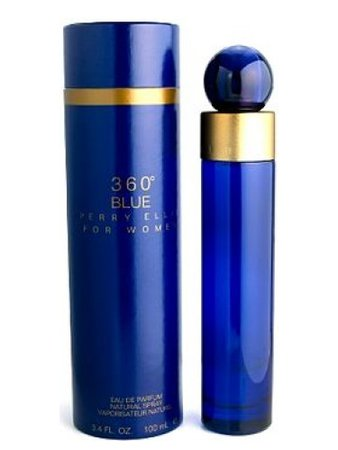 360° Blue Perry Ellis perfume - a fragrance for women