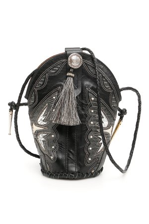 Jessie Western Vintage Mini Boot Bag