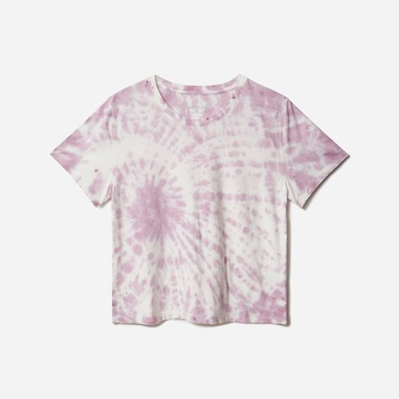 Women's Tie-Dye Box-Cut Tee | Everlane