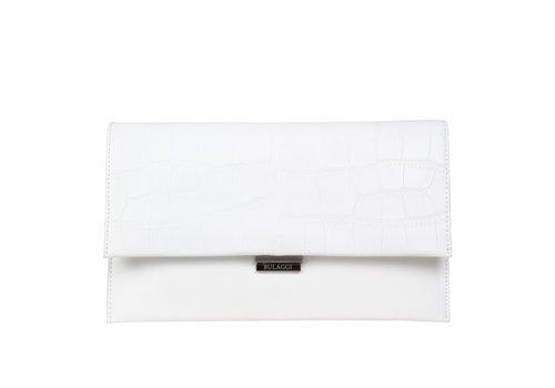 Clutch bag Joy (white) - Bulaggi