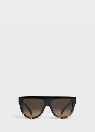 Gafas de sol aviador de acetato   CELINE
