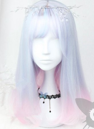 hair candy cotton