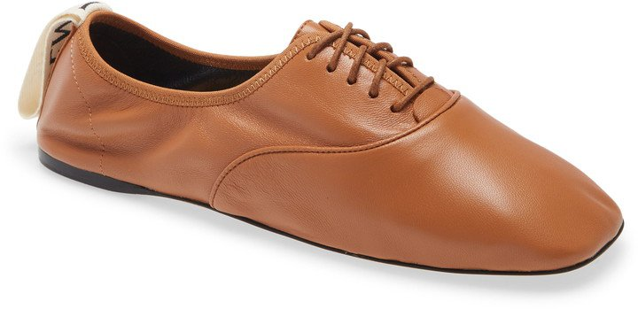 Soft Oxford Shoe