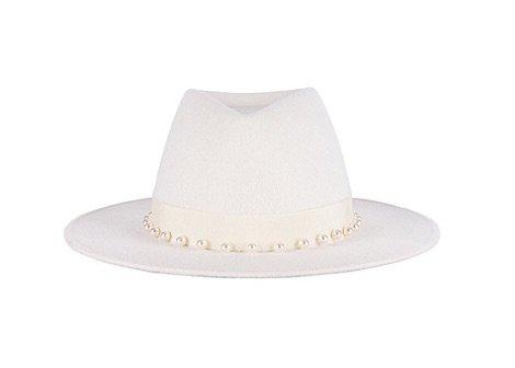 eugenia kim (blaine hat winter white)