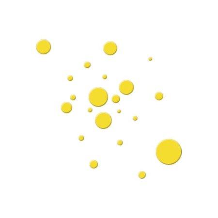 yellow circle filler