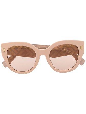 Fendi Eyewear Roma Solglasögon - Farfetch