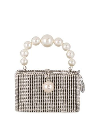 Rosantica Beaded Mini Bag - Farfetch