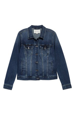 Two by Vince Camuto Jean Jacket (Regular & Petite)   Nordstrom