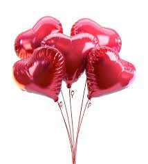 valentines day balloons - Google Search