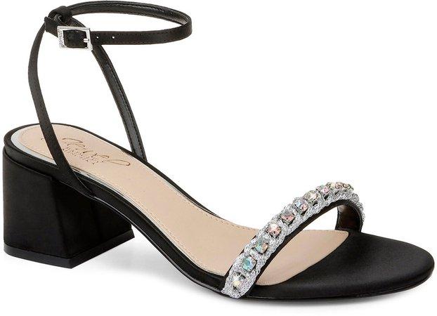 Odonna Block Heel Sandal