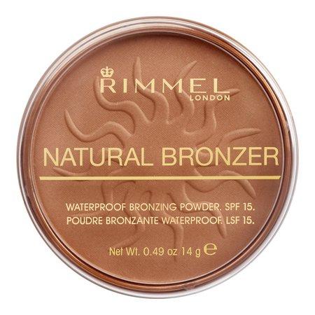 Natural Bronzer päikesepuuder 14g - Puudrid - Nägu - Meik - Ilu