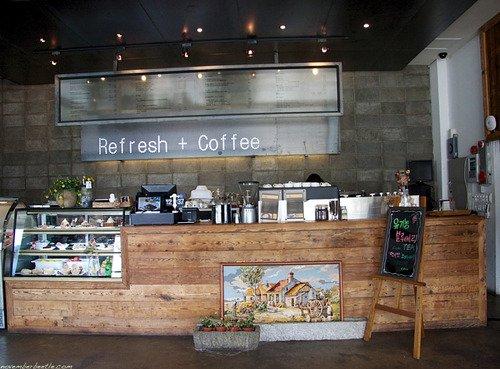 AURORA !st VLIVE Cafe
