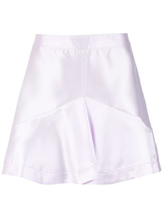 Purple Olympiah Magno skirt - Farfetch