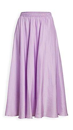 Vince Gathered Pull On Skirt | SHOPBOP