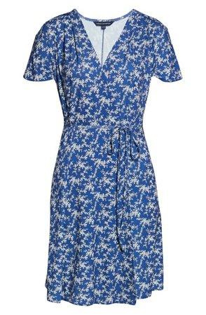 French Connection   Cersier Floral Printed Dress   Nordstrom Rack