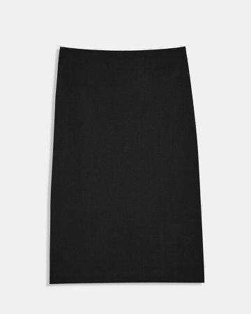 Pencil Skirt in Good Wool