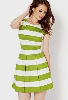 lime green casual dresses Naf Dresses