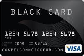 black card - Google Search
