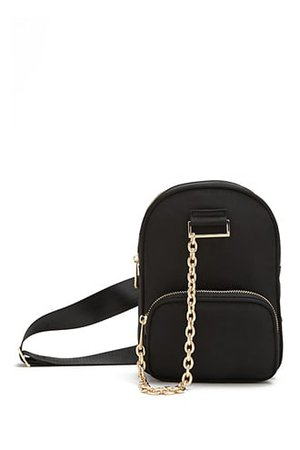 Faux Leather Mini Backpack | Forever 21