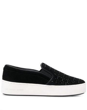 Slip-On Plimsoll Sneakers