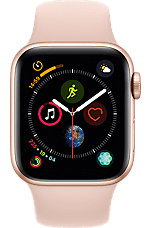 Apple Watch Series 4 with Sport Band Aluminum case
