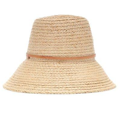 Exclusive to Mytheresa – Beehive raffia hat
