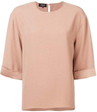 shortsleeved blouse