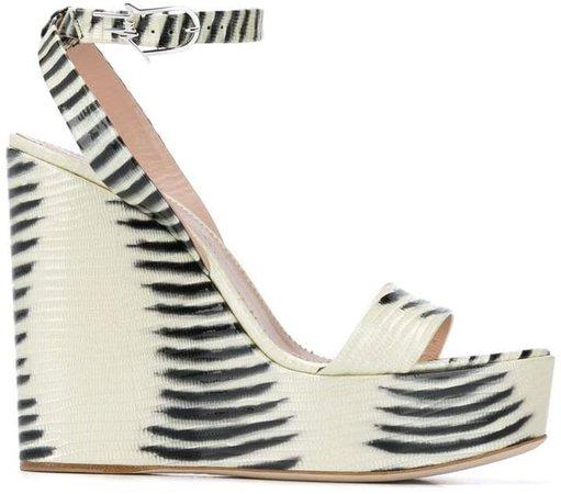 Betty wedge sandals