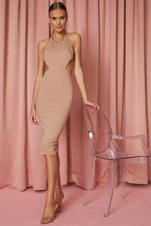 Superdown Zayne Midi Dress | superdown