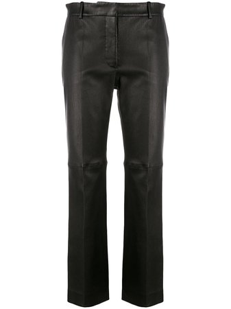 Joseph Straight Leg Trousers - Farfetch