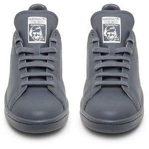 Raf Simons X Adidas Originals Stan Smith Onix Grey Low Top Sneaker