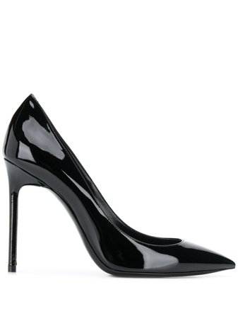 Saint Laurent Anja high-heeled Pumps - Farfetch