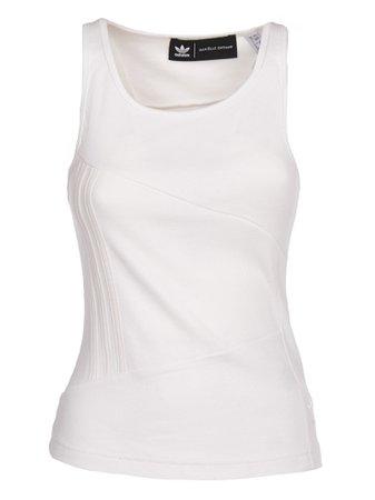 Adidas Originals White Adidas-danielle Cathari Top