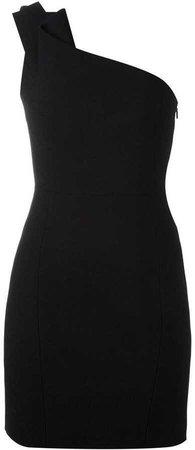 Black Off The Shoulder Dress