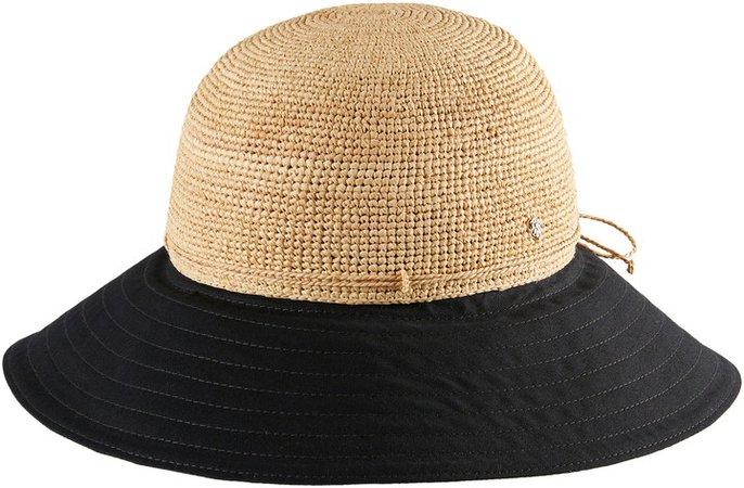 Kalola Foldable Raffia Hat