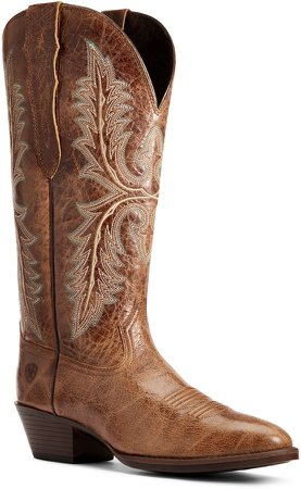Heritage Elastic Western Boot