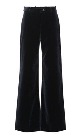 Acne Velvet Pants