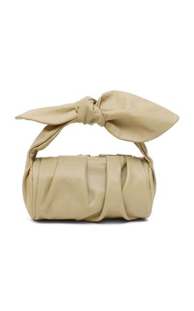 Nane Leather Top Handle Bag by Rejina Pyo | Moda Operandi