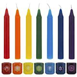 Amazon.com: Chakra & Luck Votive Candles Scent Pack of Aromatherapy Candle Set Eucalyptus Candle Lavender Candle Rose Candle Jasmine Candle Cedar Candle, Lotus and Ylang Ylang Home Scent: Home Improvement